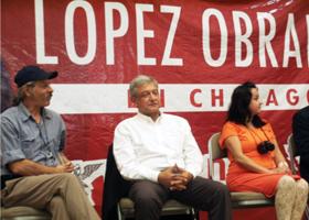 López Obrador trae MORENA a Chicago