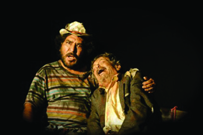 "Impulsan teatro hispano con ""Ya Viene la Guerra"""