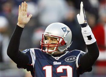 "Terminó la ""Tebowmanía"": Brady impone récord"