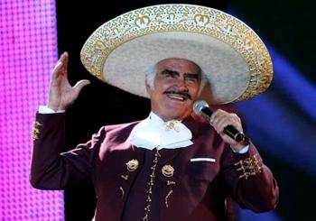 Vicente Fernández anunció su retiro