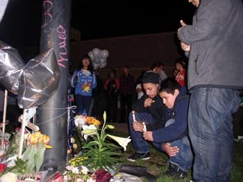 Gran tragedia familiar en el Western Blv.