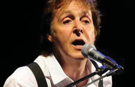 Regresa a México Paul McCartney