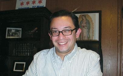 Raymond A. López El primer líder latino del Barrio de Las Empacadoras