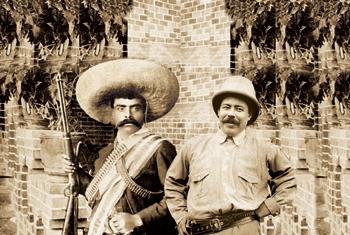 Villa y Zapata, Las caras de la Revolución Mexicana