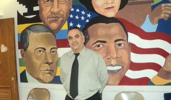 Héctor Rico es LOS (Latino Organization of the Southwest)