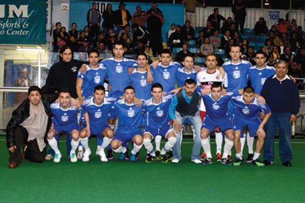Hispano Soccer League