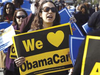 Preparan campaña para aplicar el Obamacare