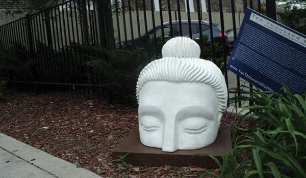 Estatuas que pueden hacer pensar