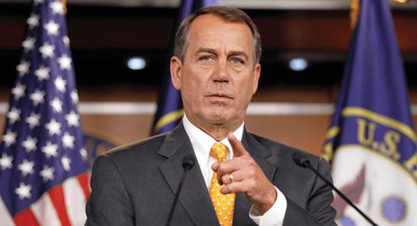No habrá votación de reforma migratoria integral: Boehner