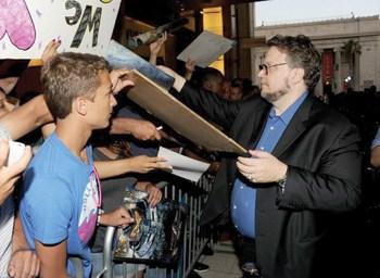 """Del Toro, ansioso por resultados de """"Pacific Rim"""""""