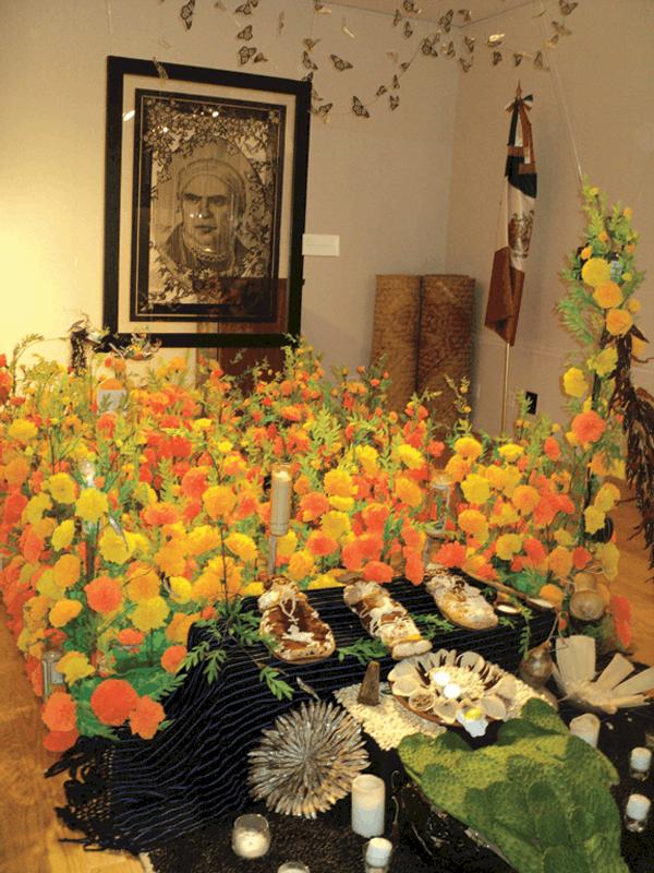 Altar Casa Michuacan