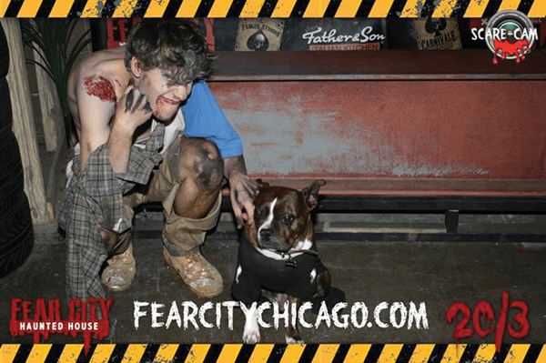 Fear City Haunted Hause
