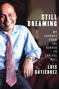 Gutiérrez publica libro con sus memorias