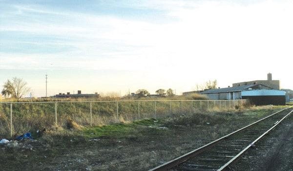 Nuevo parque en La Villita en el 2014