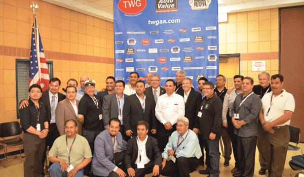 La primera Expo de TWG