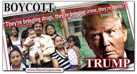 Los latinos que piensan como Trump