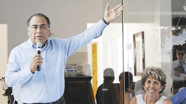 """Astudillo Flores: """"A Guerrero hay que pacificarlo"""""""