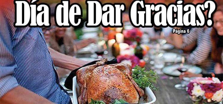 ¿Cómo celebrar en casa este Día de Dar Gracias?
