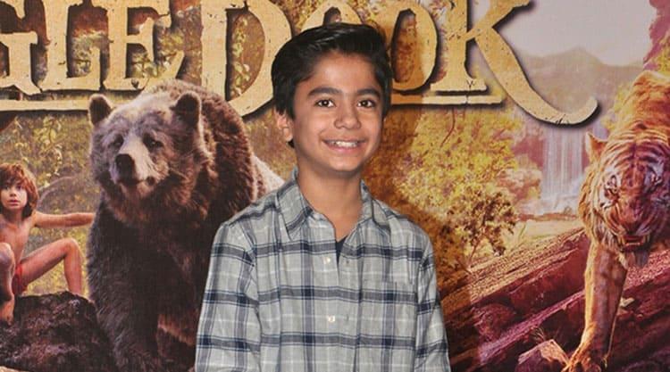 Jungle Book Actor