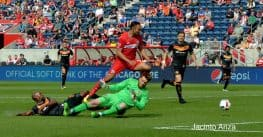 Chicago fire vs Houston Dinamo